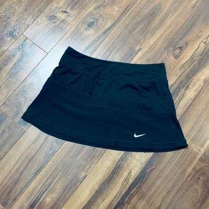 NIKE] Dri-Fit Black Skirt Skort Tennis Nike NWOT